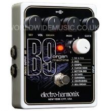 EHX Electro Harmonix B9 Organ Machine FX Pedal / Stomp Box